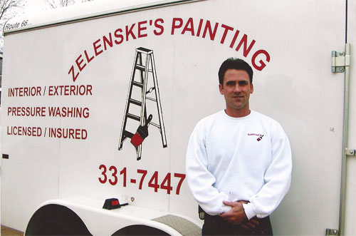 Zelenske's Painting